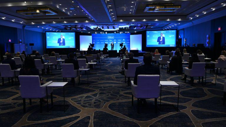 Hilton 2021'de Hızla Artması Beklenen Toplantı ve Etkinlik Talepleri için Hilton EventReady Hybrid Solutions'ı tanıttı
