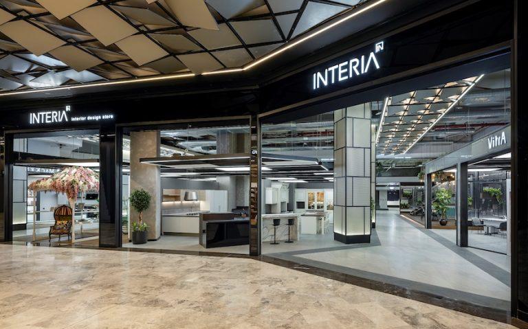 INTERIA tasarım ve dekorasyonunseçkin markalarını tek çatı altında topladı