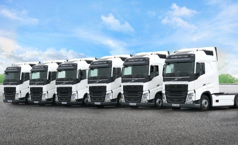 Karayel Nakliyat,yeniden Volvo Trucks'ı tercih etti