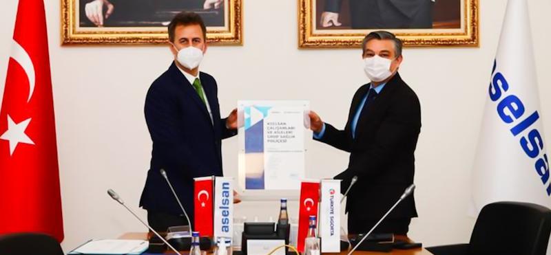 <strong>Türkiye Sigorta'dan ASELSAN Çalışanları ve Ailelerine Grup Sağlık Sigortası Poliçesi</strong>