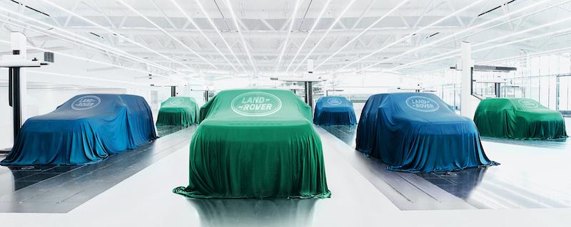 <strong>Jaguar Land Rover</strong> <strong>Sıfır Karbon Ayak İzi Hedefiyle Yeni Stratejik Planını Açıkladı</strong>