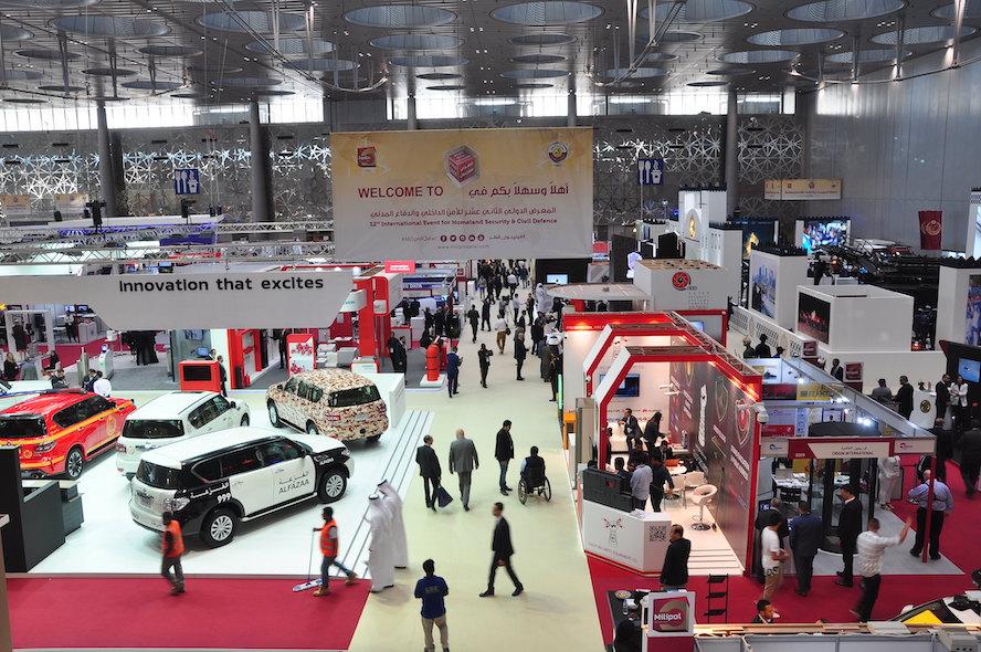 <strong>Milipol Katar global güçleri buluşturacak</strong>
