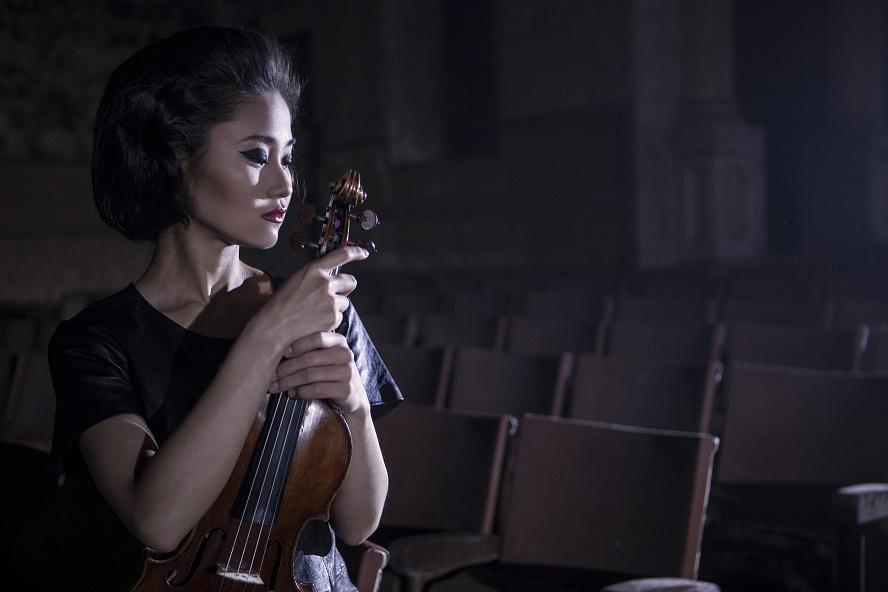 Paganini Yarışması birincisi Sayaka Shoji,Tekfen Filarmoni ile 13 Kasım'da Ankara'da