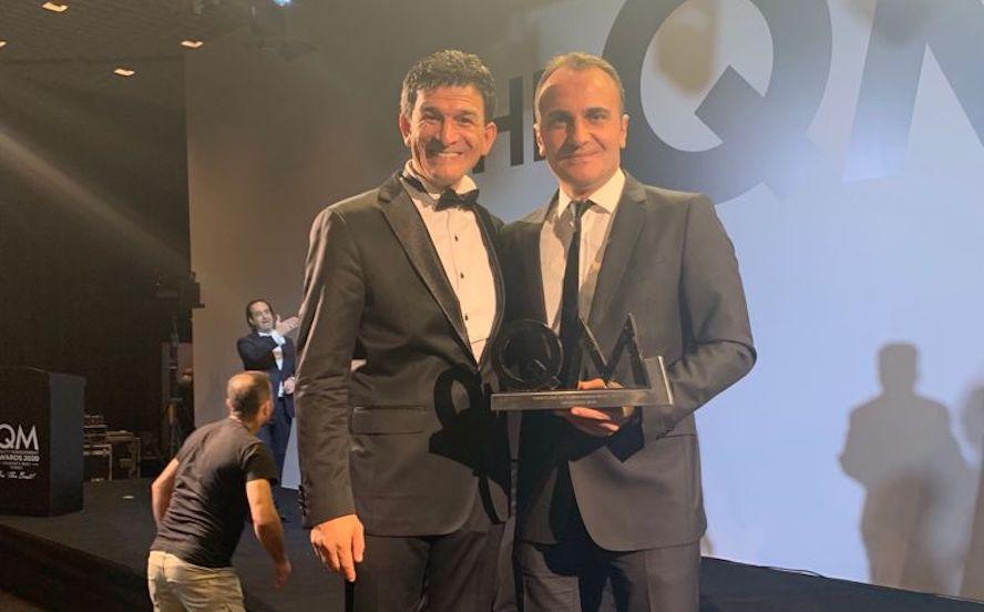 """QM Awards """"Turkey's Best QM Tourism Warrior Award / Special"""" Ödülü Jolly Yönetim Kurulu Başkanı Mete Vardar'ın Oldu"""