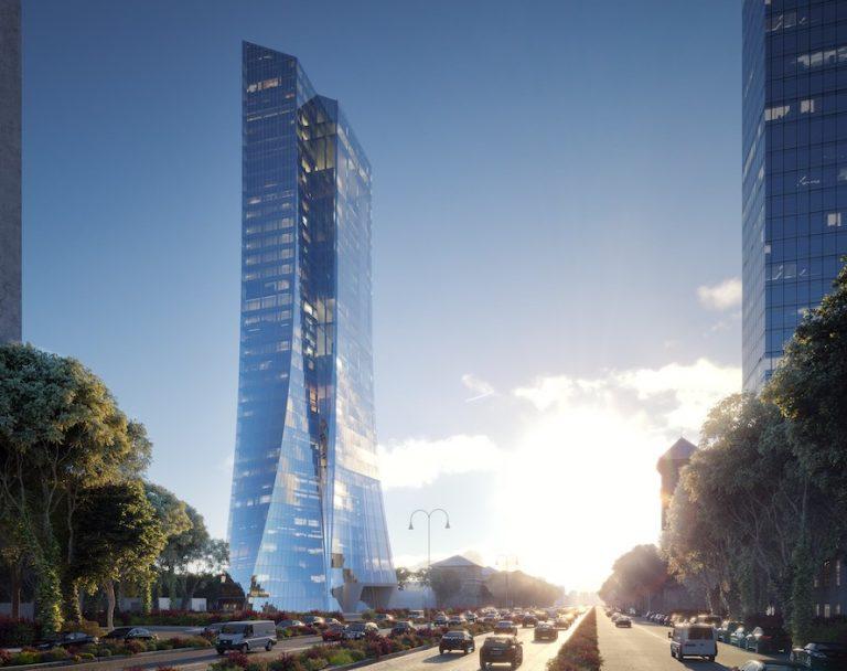 Azerbaycan Merkez Bankası'nın yeni binası Tekfen İnşaat'a emanet