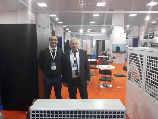 Canovate Group, Data Center ExpoEurasia 2019 Fuarı'na katılıyor