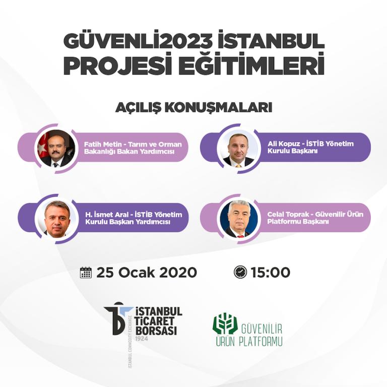 Daha güvenilir İstanbul için düğmeye basılıyor