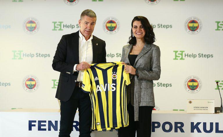 Fenerbahçe taraftarı kulüpleri için 9,6 milyar adım attı
