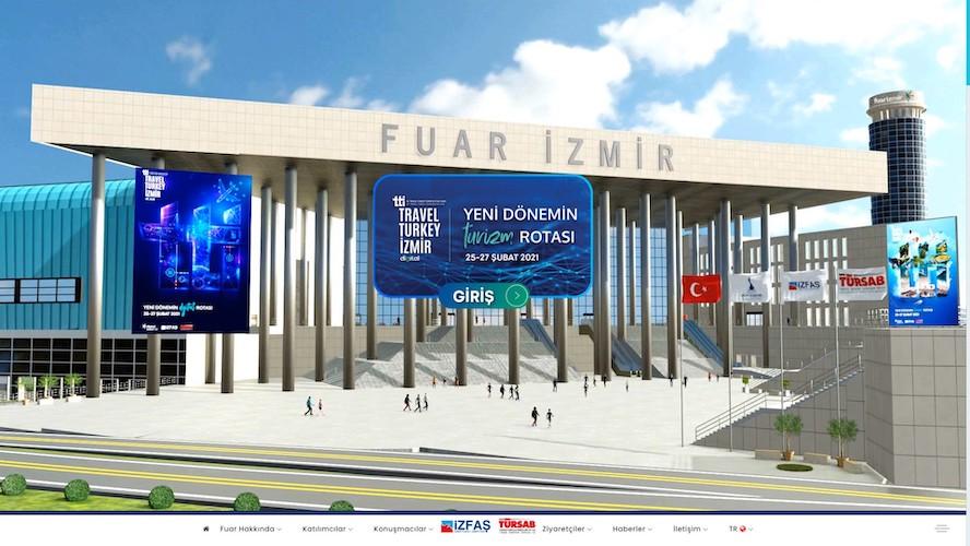 <strong>Türkiye'nin ilk sanal turizm fuarı açıldı</strong>