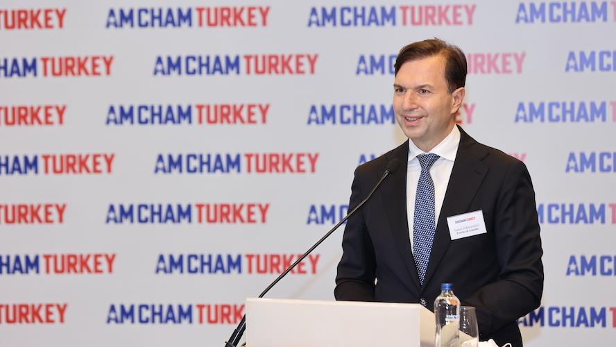 AmCham Türkiye Başkanlığına Tankut Turnaoğlu seçildi