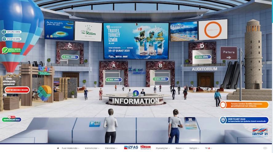 Turizm sektörü 2021'e dinamik başladı