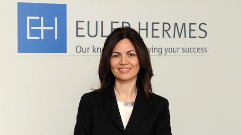 Euler Hermes Türkiye Genel Müdürü Özlem Özüner, KKDF feshinin Türkiye'nin ana ticaret ortakları arasında en fazla 0.9 milyar dolar ile Almanya'ya yapılan ihracatı olumlu etkileyeceğini söyledi.