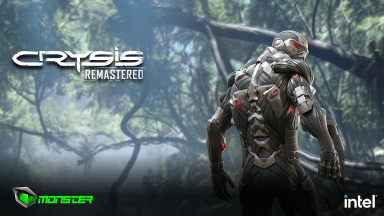 "Monster Notebook'tan ""Crysis Remastered"" sürprizi!"