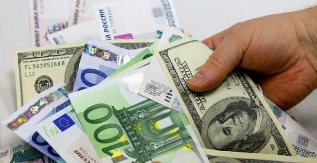 Dolar euroya karşı 5 haftanın zirvesinde
