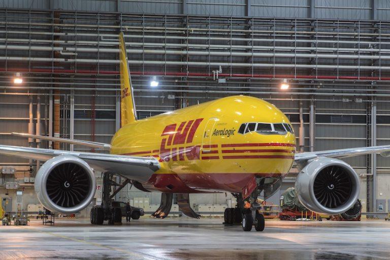 DHL Express satın aldığı sekiz ilave Boeing 777 Kargo Uçağıyla küresel havacılık ağını güçlendirmeye devam ediyor