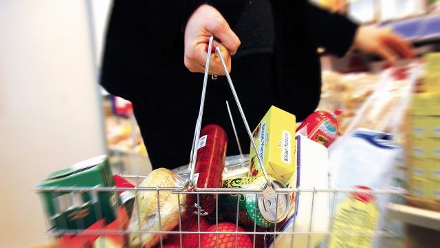 Perakende satış hacmi şubatta yıllık bazda yüzde 4,6 arttı