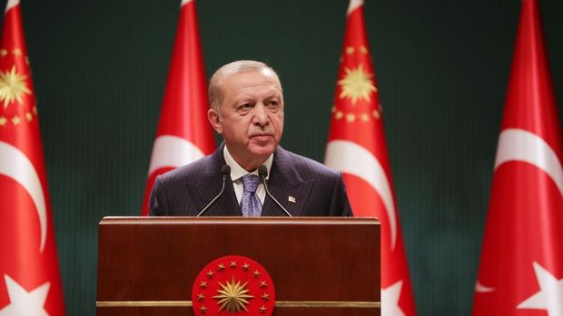 Cumhurbaşkanı Erdoğan iki bakanı görevden aldı, iki yeni bakanlık kuruldu