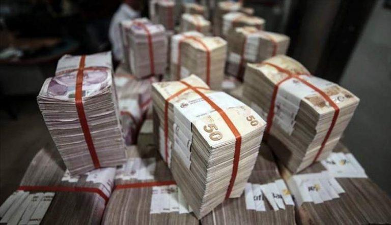 2021 bütçe açığı 245 milyar lira olarak öngörüldü