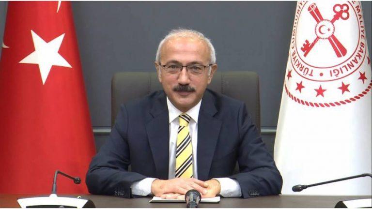 Bakan Elvan, 2021 bütçesini iyileştirecek kalıcı tedbirler aldıklarını bildirdi