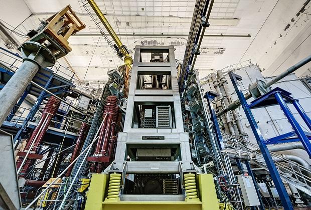 Leningrad Nükleer Santrali'nde Benzersiz Bir Robot Test Edildi