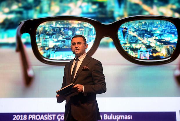 Proasist, 2018 Türkiye vizyon toplantısı gerçekleşti