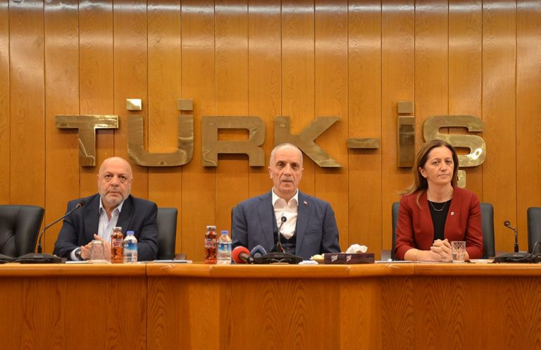 Türk-İş, Hak-İş ve DİSK'ten ortak çağrı: Teklifi geri çekin
