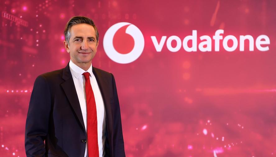 Vodafone'un Türkiye'ye yatırımı 25 milyar TL'yi aştı